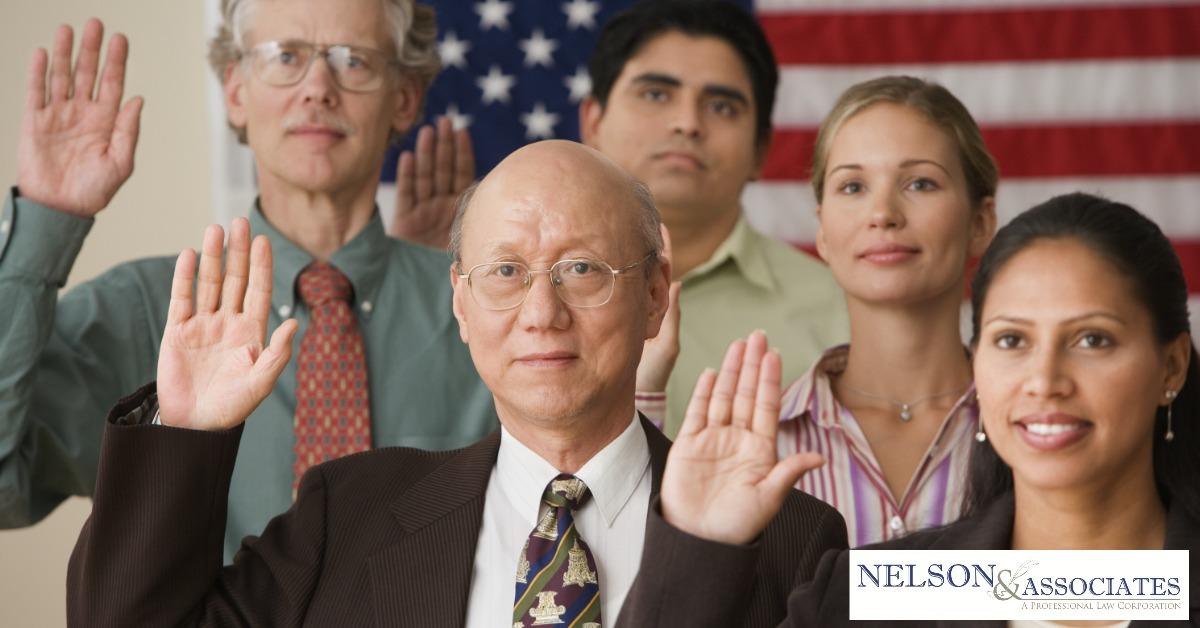 citizenship examination questions